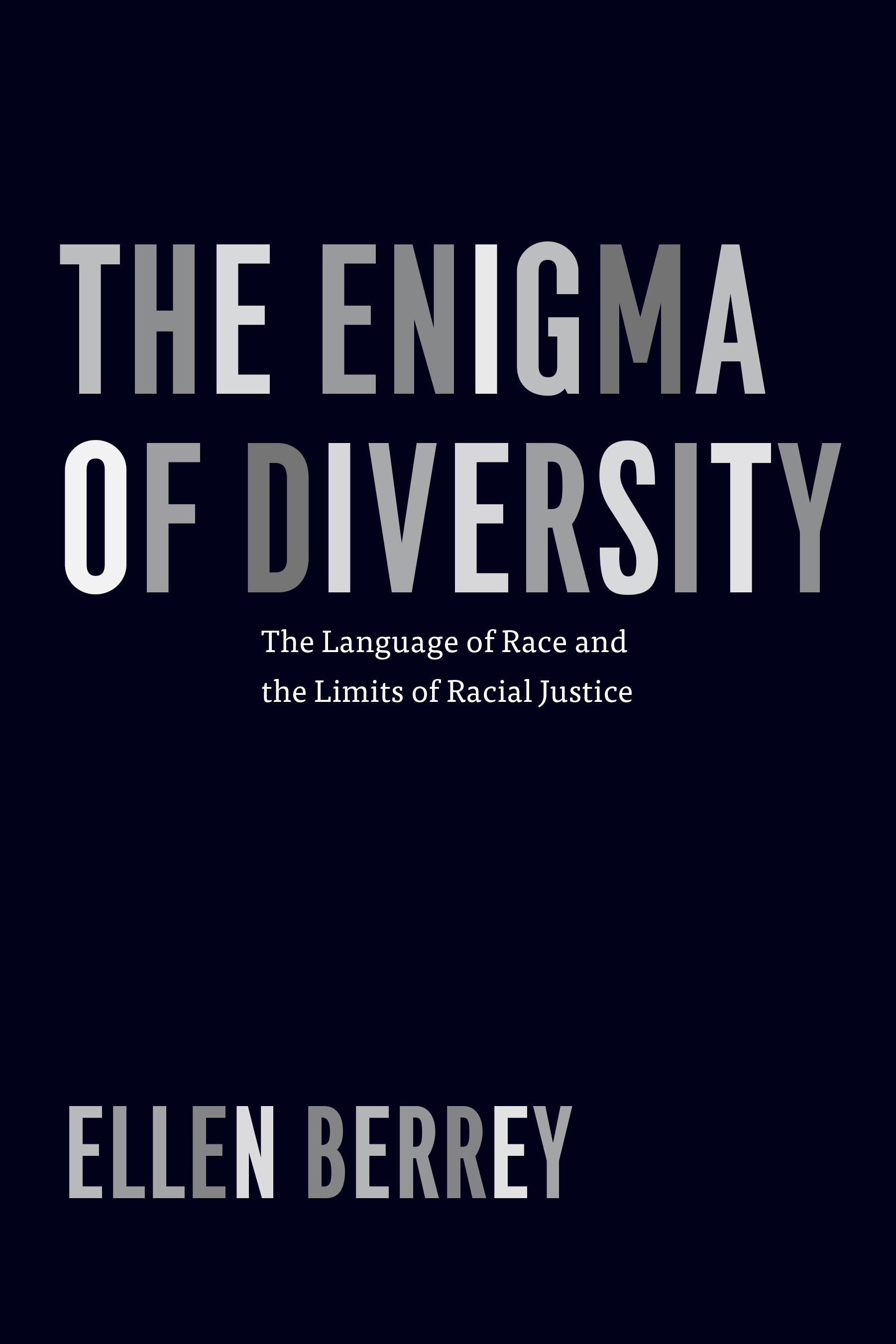 diversity organizations occupations and work berrey enigma 9780226246239 cvr ift diversity